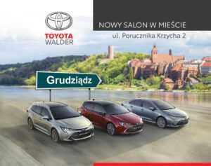 Toyota w Grudziądzu